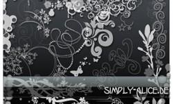 فرش, زخارف, فوتوشوب, Brushes, Photoshop, decorations