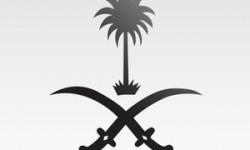 شكل شعار السعودية Saudi Arabian Emblem Shape