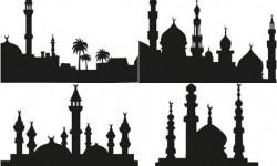 مساجد فيكتور | vector mosques